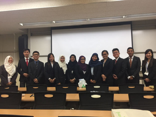 IWMS IHS students with Sakura Science Progarmme Participants
