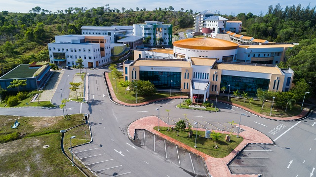 Overview of IHS Campus (Photo Credit: Cikgu Hasnan Kahan)