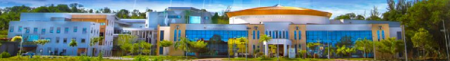 UBD PAPRSB IHS Campus Building