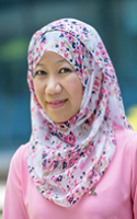 Programme Leader in Medicine, Dr Fazean Irdayati Hj Idris