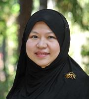 IHS Dean, Dr Hjh Rafidah Hj Gharif