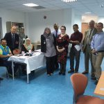 The PACES Local Examination Coordinating Committee with RCP UK Examiners