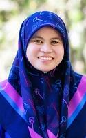 Assistant Executive Work Officer, Rasheedah Hj Marjik