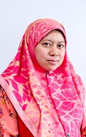 Lab Superintendent, Mazlena Matali