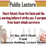 Heart Attack 2017 Public Lecture Featured Image