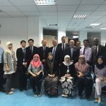 The PACES Local Examination Coordinating Committee with RCP UK Examiners.