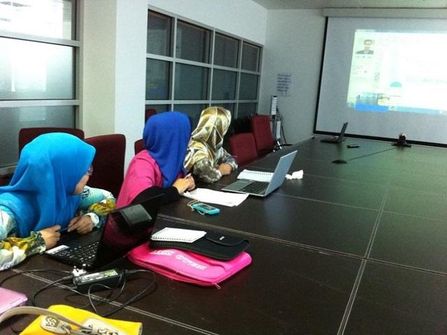 IHS Global Classroom