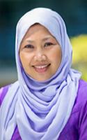Programme Leader in Pharmacy, Senior Asst Prof Dk Dr Nurolaini Pg Hj Muhd Kifli