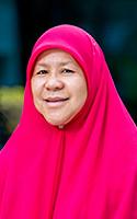 IHS Deputy Dean (Graduate Studies and Research), Dr Hj Mas Rina Wati Hj Abd Hamid