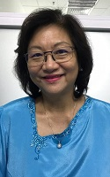 Programme Leader in Dentistry, Dr Mary Cheong Poh Hua