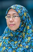 Discovery Year Coordinator, Dr Siti Hanna Muharram